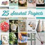 25 Stunning Seashell Projects