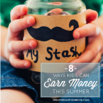 8 Ways Kids Can Earn Money This Summer
