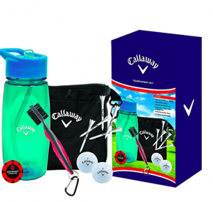 golf tournament gift set