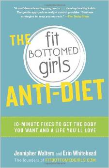 The Fit Bottomed Girls Anti-Diet | Summer Reads | Creative Savings
