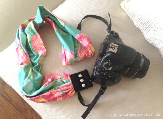 Capturing Couture Camera Strap