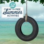 52 Cheap or Free Summer Activities