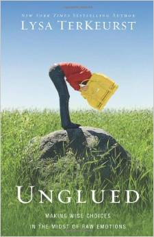 Unglued by Lysa Terkeurst | Summer Reads
