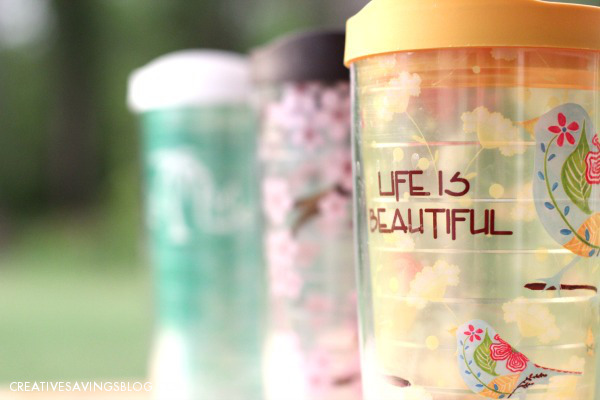 Creative Ways to Drink More Water | Creative Savings