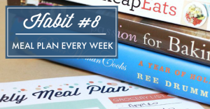 Meal planning is THE no-brainer way to avoid takeout, and will make sure you don't waste any food from your fridge or pantry. If you need accountability to meal plan every week, you don't want to miss this monthly challenge!