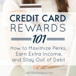 Credit Card Rewards 101