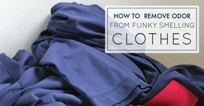 Remove Odor From Clothes Get Smell Out Of Polyester
