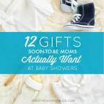 12 Gifts Soon-to-Be Moms Actually Want at Baby Showers