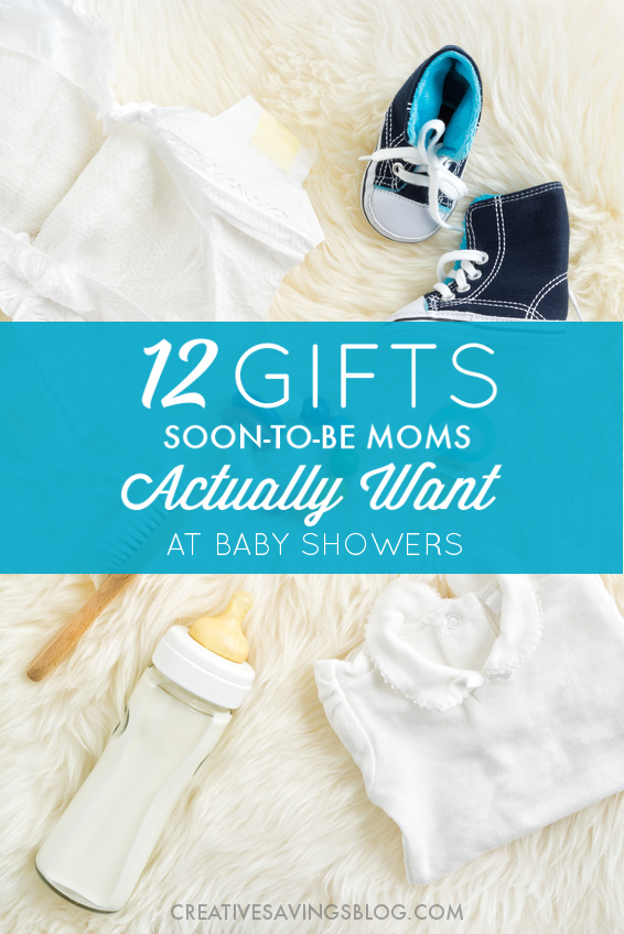 Cute baby clothes are fun to shop for, but are they really what a brand new mom needs? This can't miss list of best gifts for new moms features 12 items every expectant mother should have before baby arrives. Now you know exactly what to buy for future baby showers!