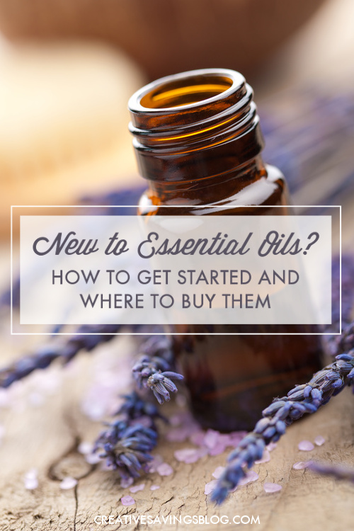 Curious about essential oils, but don't know how to get started or if they really work? Here's everything you need to know about quality of oils, what to use them for, and the best brand to buy. Includes a special offer just for Creative Savings readers!