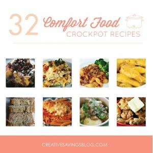 32 Comfort Food Crockpot Recipes