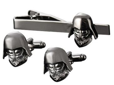 Star Wars Tie Clip and Cuff Links
