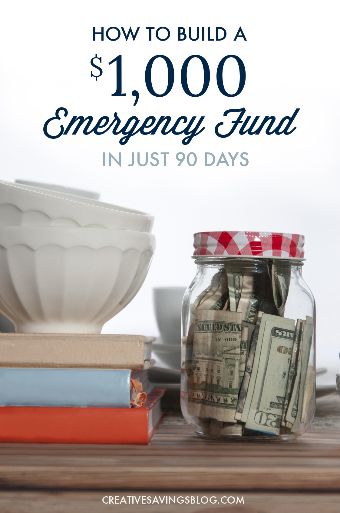 Emergency Funds are crucial to survive life's unexpected expenses, but where do you find the extra money to start one? This blogger turned her medical emergency into a money making challenge, and explains, in detail, how she earned $1,100 in just 90 days!