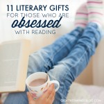 11 Literary Gifts for Those Who Are Obsessed With Reading
