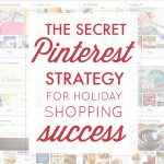 The Secret Pinterest Strategy for Holiday Shopping Success