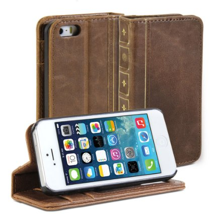 Book Case for iPhone 5