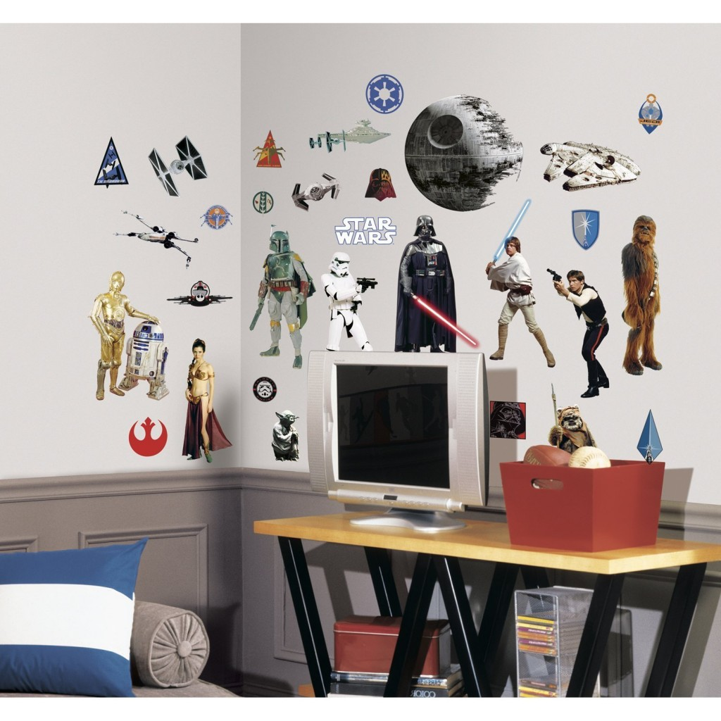 Star Wars Wall Decals