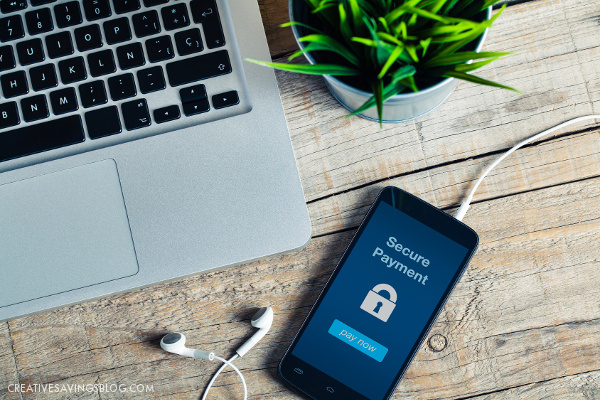 Did you know you put yourself at serious risk whenever you make a purchase from your smartphone or tablet? Secure your financial information right away with these 3 major mobile security tips. You absolutely must take these steps to stay safe!