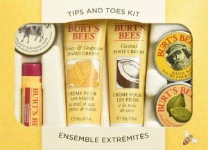 Burts Bees Pamper Gift Set