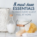 8 Must-Have Essentials to Make Every Guest Feel at Home