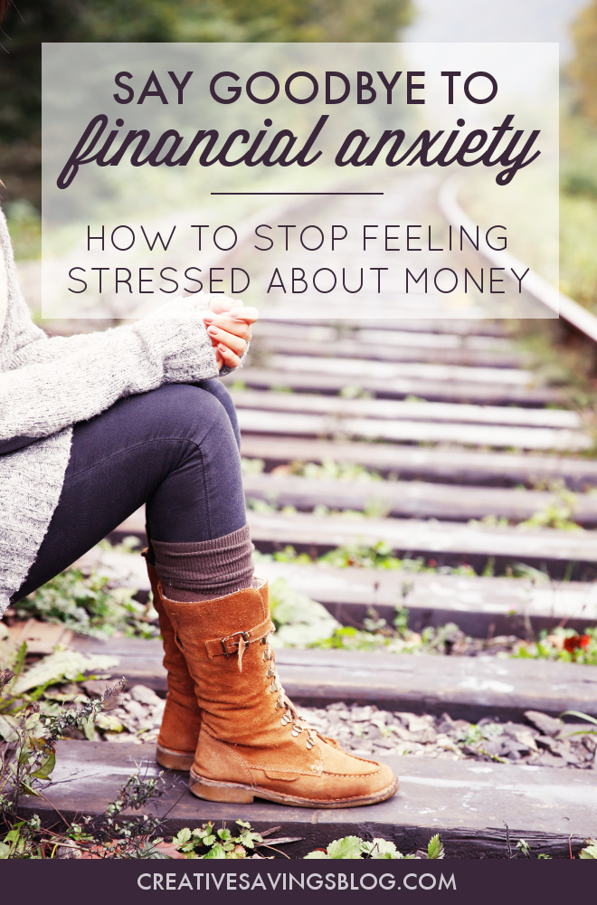 If financial anxiety keeps you awake at night, it's time to create an action plan to help conquer it right away. Whether you're worried about covering an unexpected expense, stressed about paying the monthly bills, or frustrated with an unattractive retirement plan, this in-depth post will ease your worries and help YOU take back control.