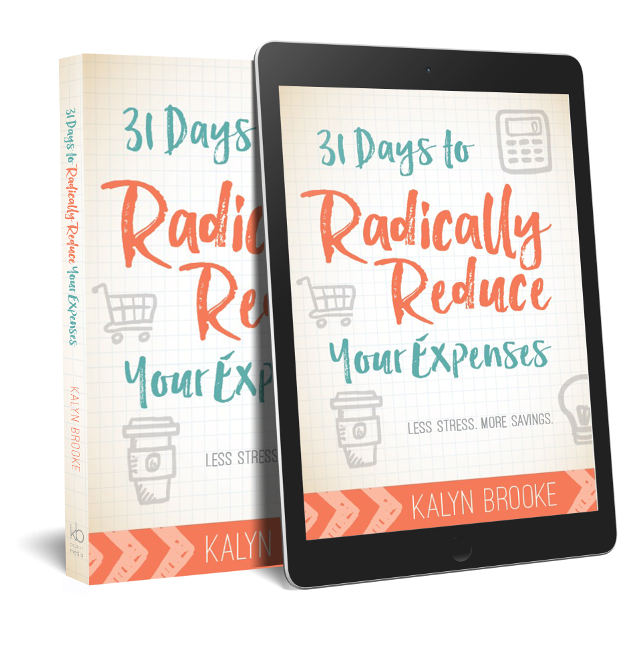Whether you desperately need extra room in your budget, or just want to find more savings to put towards a future goal, this book is your go-to resource to tackle both! Available now for both Kindle and paperback.
