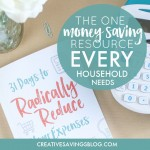 The One Money Saving Resource Every Household Needs
