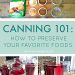 Canning 101: How to Preserve Your Favorite Foods