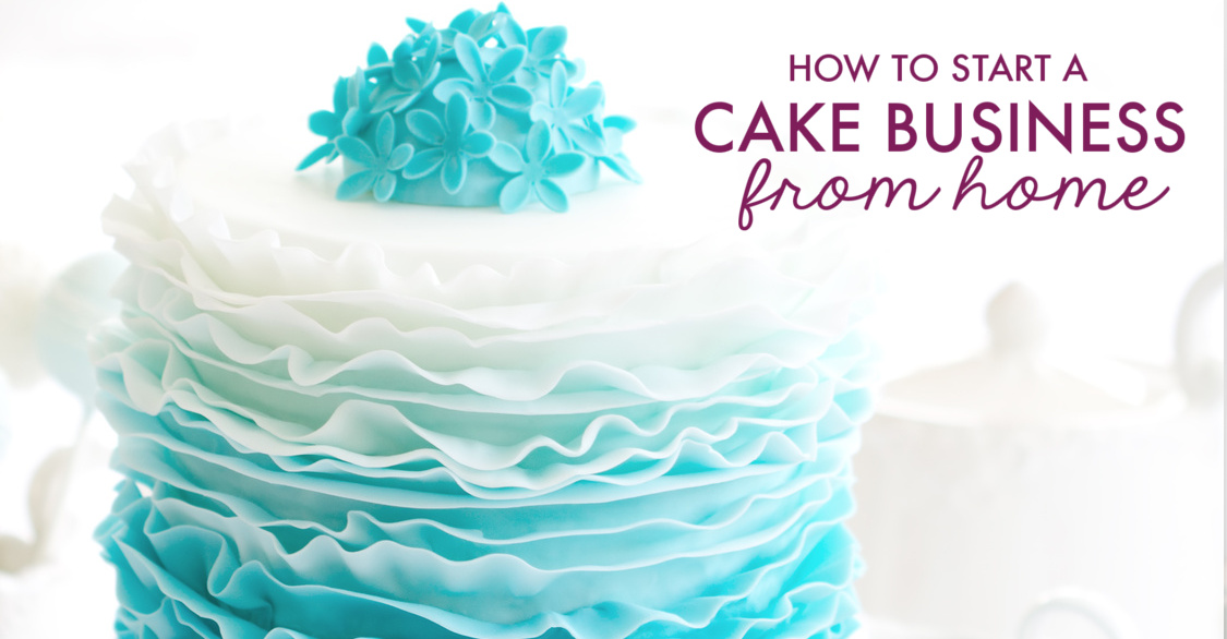 Cake Decorating Solutions Facebook : How to Start a Cake Business from Home