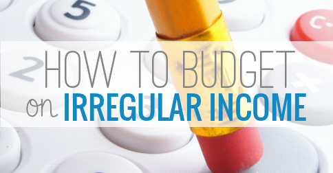 How to Budget on an Irregular Income in 3 Simple Steps