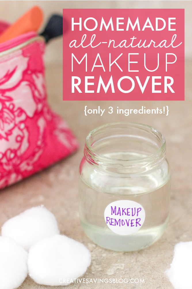 I literally just ran out of makeup remover and decided to try this homemade recipe. Guess what?? It actually works! I was shocked at how well it removed my stubborn eye-liner and mascara. Plus, it felt super nourishing on my skin. I don't think I'll go back to store-bought ever again! #homemade #naturalmakeupremover #allnatural #homemademakeupremover #gentlemakeupremover