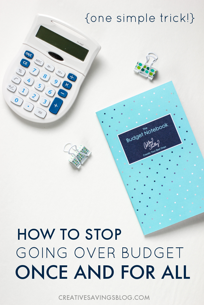 Whoa. How did I not think of this yet? SO SMART! I'm constantly going over budget on food, especially since I try to buy healthier options. The planner she references is wicked cute, and super affordable too. I'm trying her method starting with my next paycheck! #budgeting #howtobudget #goingoverbudget #overbudget #budgetfail #budgetftw