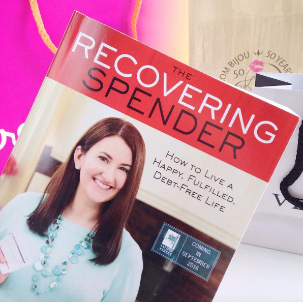 The Recovering Spender Book - Read it if you are in a Spender and Saver relationship!!