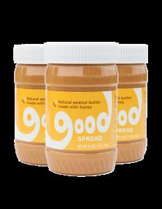 Good Spread Peanut Butter