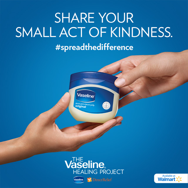 winter skin care tips | Vaseline Spread the Difference