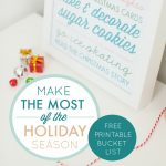 Make the Most of the Holiday Season with a Christmas Bucket List