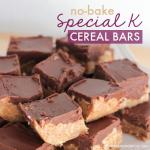 No-Bake Special K Bars