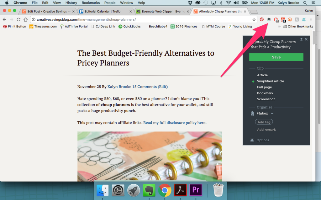 How to Use Evernote | It's A Lot Easier Than You Think!