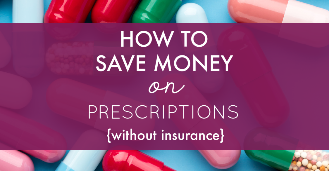 You Don't Have To Pay Full Price For Prescription Cost