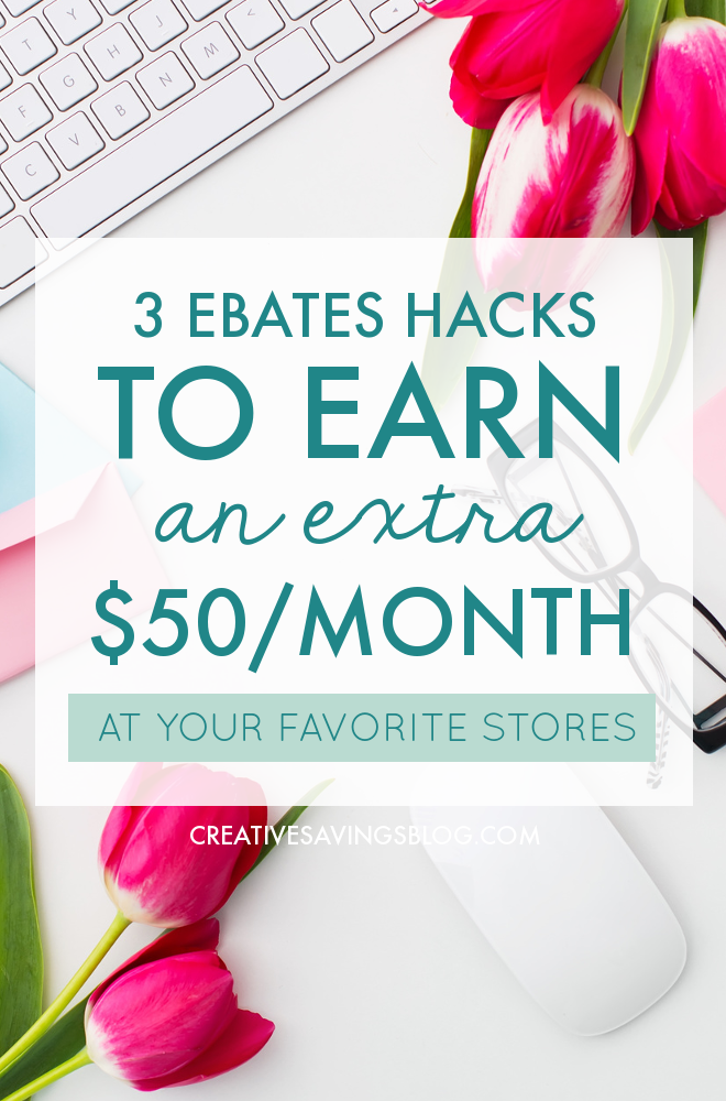 Why didn't I know about Ebates sooner? I can literally get paid to shop!! I wasn't even sure this was legit until I read the post and saw how much this blogger made in the past three years. She does an awesome job of explaining how to use Ebates {which is super simple, by the way} and shares three note-worthy hacks to maximize your earnings. I'm never buying anything again without checking Ebates first!