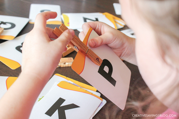 DIY Kids Bin! A great Activity Bin for Kids!