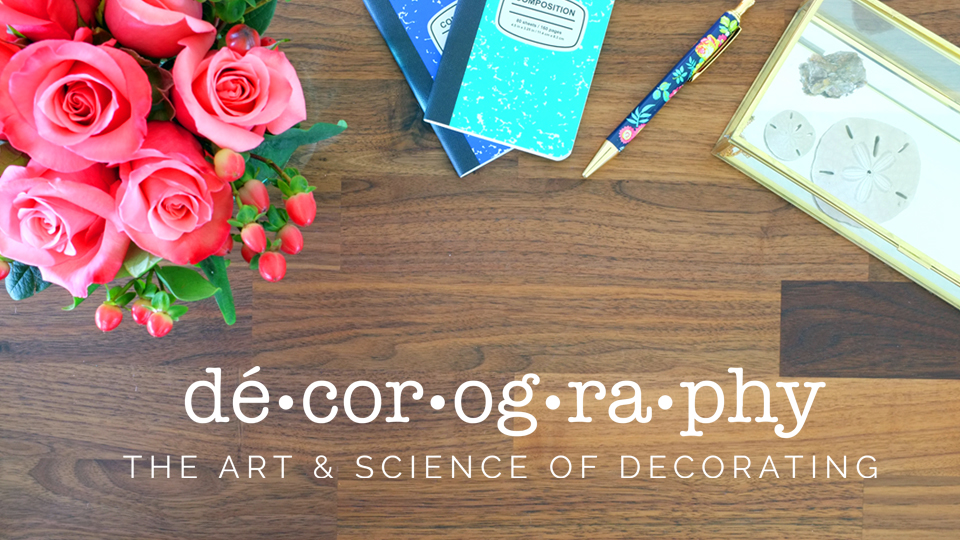How to Decorate - Check out the amazing Decorography Course