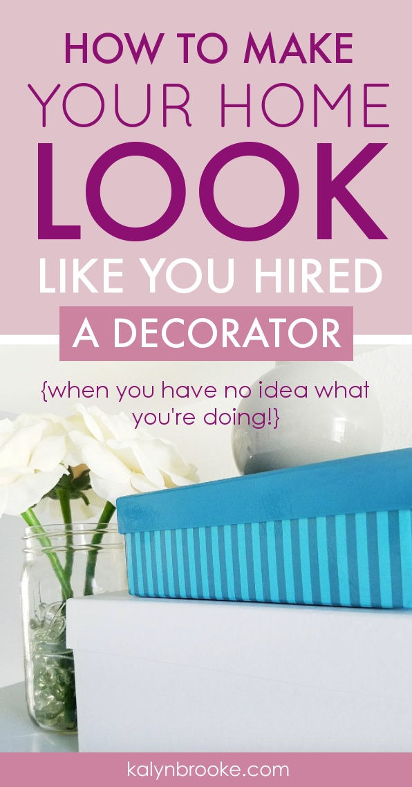 Trying to figure out how to #decorate my home has always stressed me out. I search online for #decoratingtips & always end up with a TON of #decoratingideas & still don't know where to start! Then I found this AMAZING post on the Decorography Course! Now, whether I'm choosing the perfect accent pieces, to picking a whole-house color palette, I feel like I know what I'm doing and #myhouse is really starting to look like the #home I've always imagined it should be! #homedecor