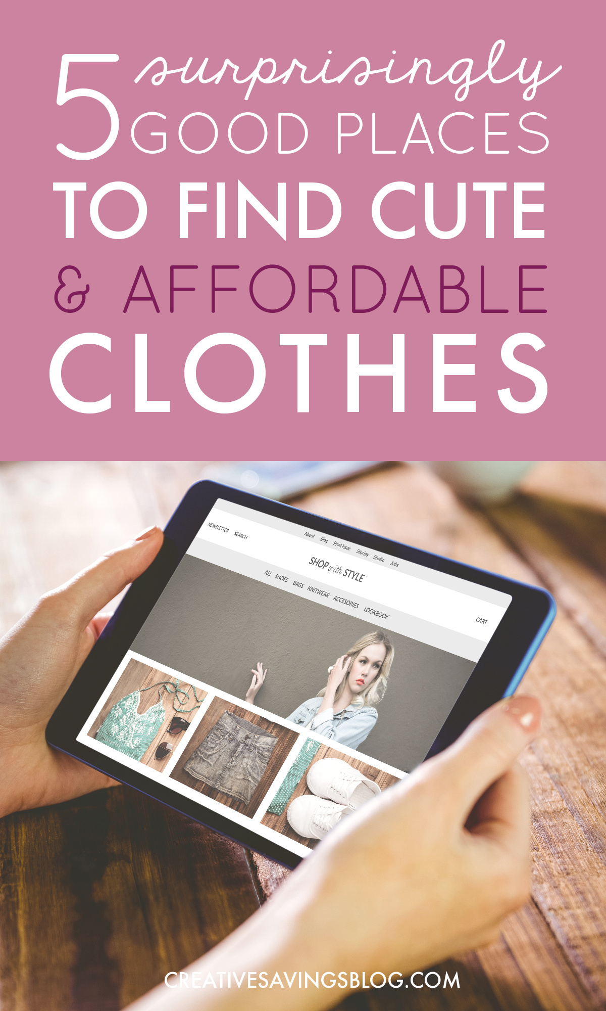Wondering where to buy clothes online 5 surprisingly for Great places to shop online