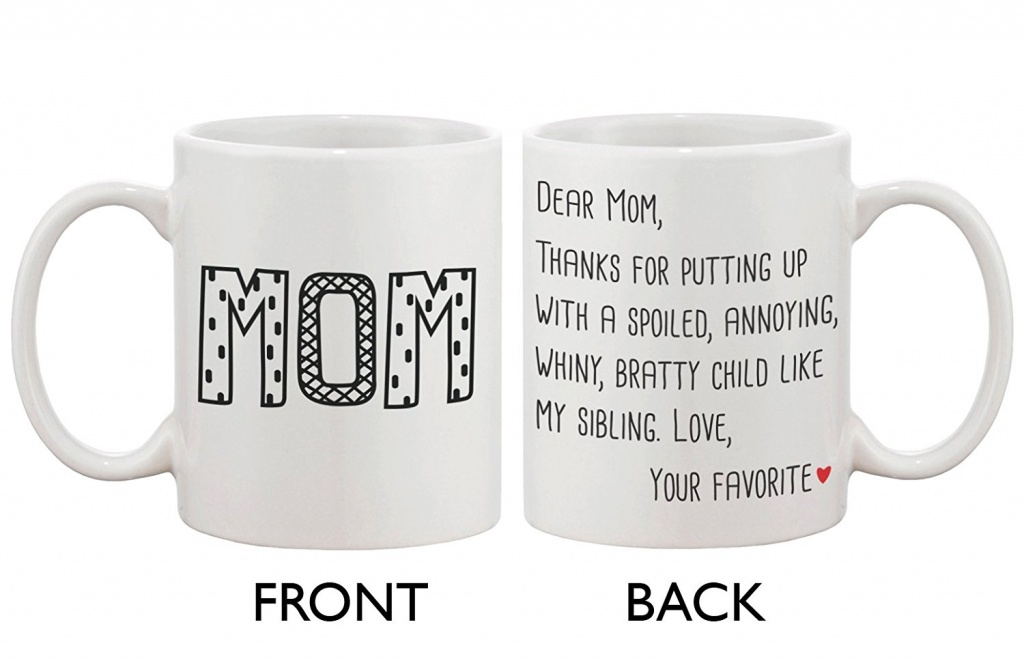 15 Clever & Funny Mugs for Mom that Make Every Morning ...