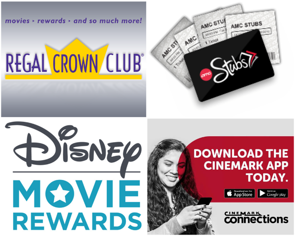 If you're looking for great movie deals, the first place to start is to join your local theaters reward program.