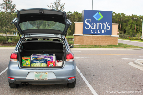 Sam's Club Online - Just Pickup your purchases and GO!