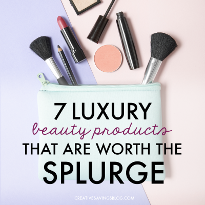 7 Luxury Beauty Products that are Worth the Splurge