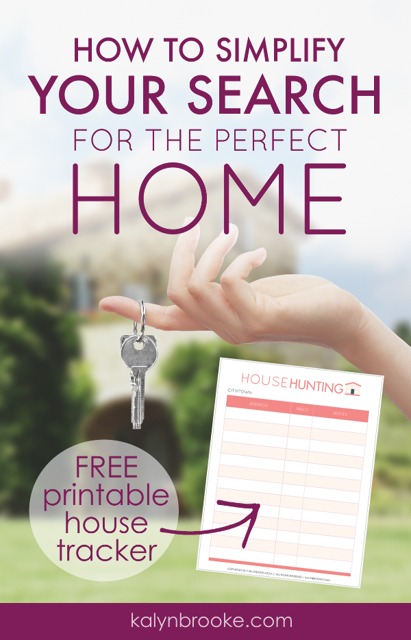 "This house hunting checklist is an absolute lifesaver! I definitely needed help when I told my realtor about a house and she replied: ""...again?"" I had completely forgotten I had ALREADY SEEN THIS HOUSE! I wish I had read this post on how to find the perfect home months ago!"