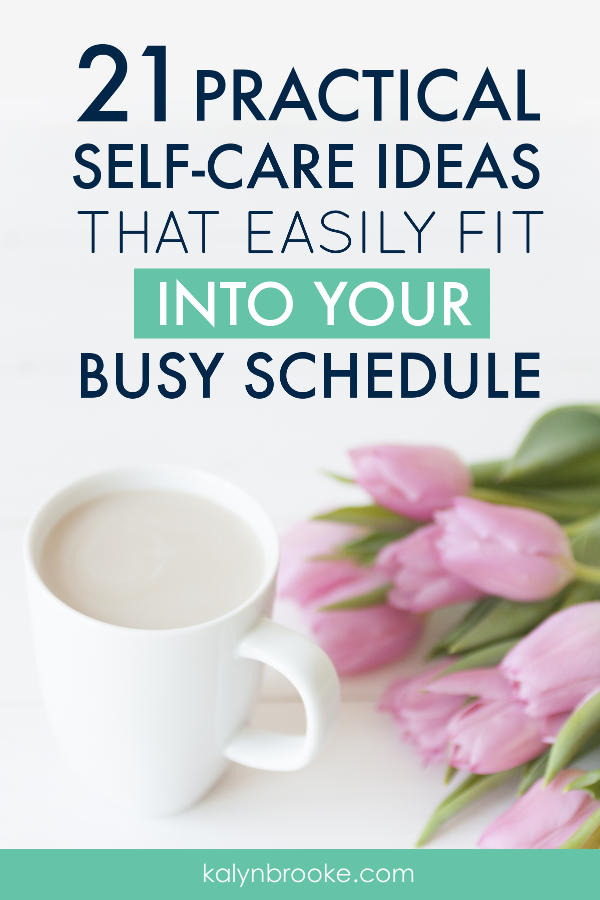 These #selfcareideas are exactly what I needed! I always feel #lowenergy, and every moment my to-do list goes unchecked, I experience a rush of #guilt about my own un-productivity. With these ideas, I can manage my #energylevels in an intentional way, accomplishing more and more each day. If you need to #break through a productivity slump, or just feel like you don't want to get things done, this post suggests plenty of self-care ideas you can do in 5, 15, or 30 minutes! #easyselfcare